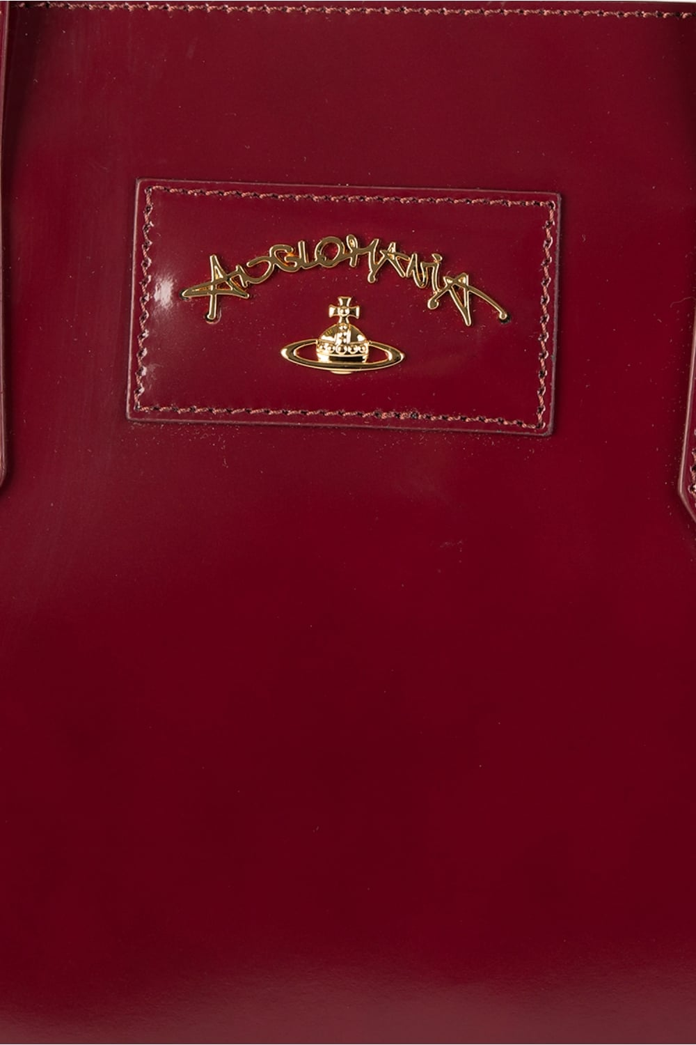 4a64afb5bba Vivienne Westwood Anglomania Newcastle Bag Red