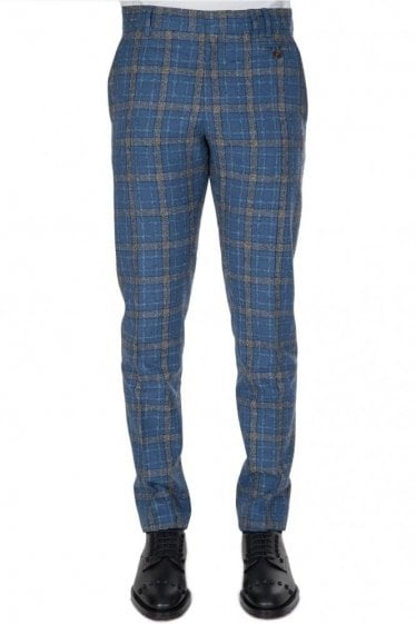 Vivienne Westwood Checked Tapered Trousers