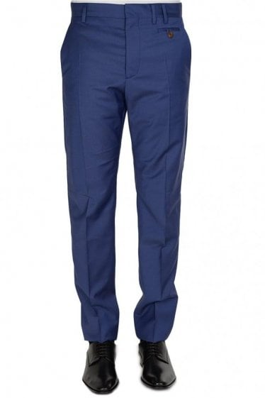 Vivienne Westwood Combination Trousers Blue