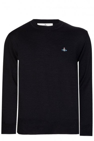 Vivienne Westwood Knitted Jumper Black