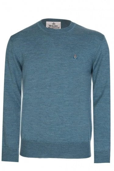 Vivienne Westwood Knitted Jumper Green