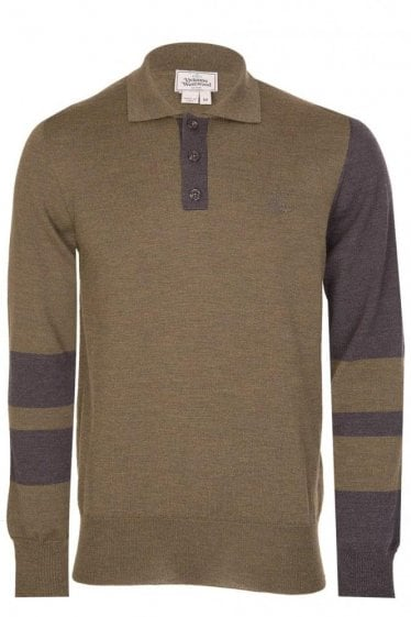 Vivienne Westwood Knitted Polo