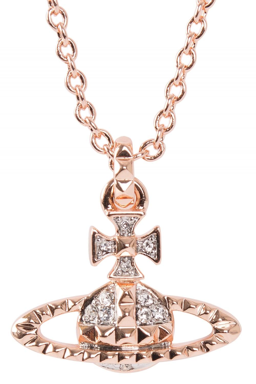 ba012c65821b Vivienne Westwood Mayfair Bas Relief Earrings Rose Gold - The Best ...