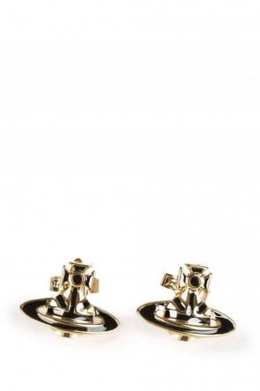 Vivienne Westwood Mini Jack Bass Relief Earings