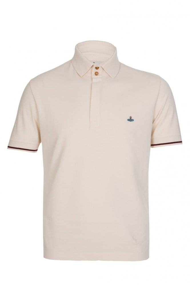 VIVIENNE WESTWOOD Orb Polo Cream