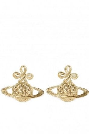 Vivienne Westwood Simone Earrings Gold