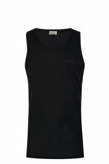32a3996b77f Vivienne Westwood Tonal Logo Vest Top