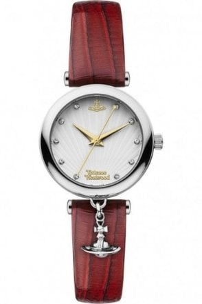 Vivienne Westwood Womens Trafalgar Watch Red