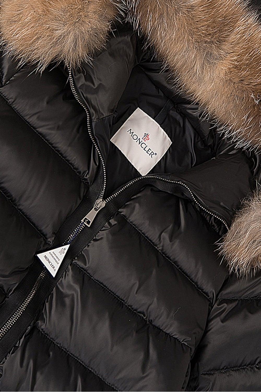 moncler tatie black jacket
