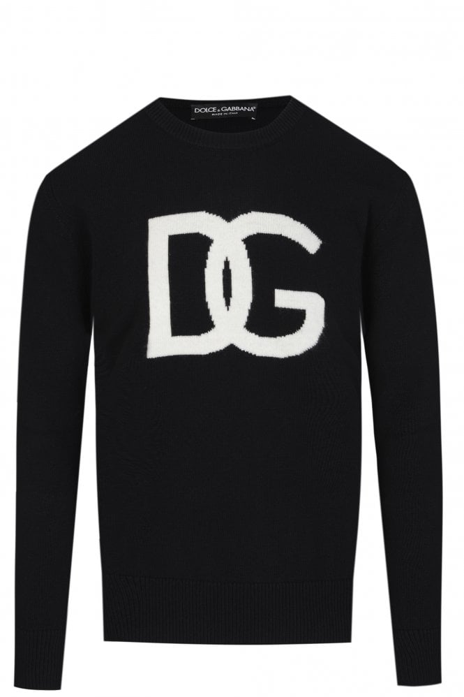 Woven DG Sweater