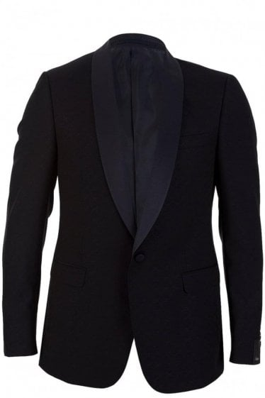 Z Zegna Drop 8 Jacket Navy